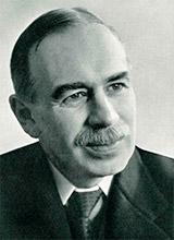 John Maynard Keynes im Wirtschaftsdienst